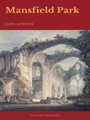 cover image of Mansfield Park (Cronos Classics)