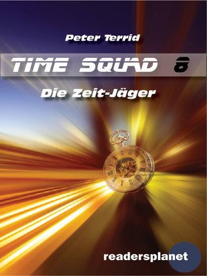 cover image of Time Squad 8