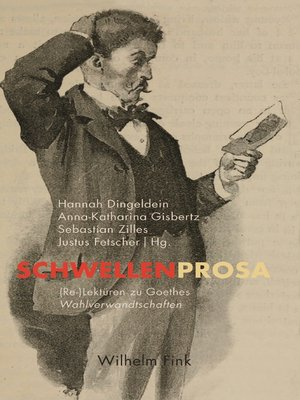 cover image of Schwellenprosa