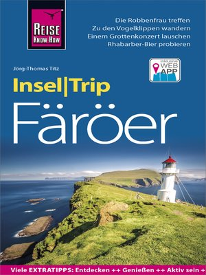 cover image of Reise Know-How InselTrip Färöer