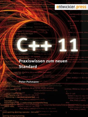 cover image of C++11