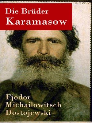 cover image of Die Brüder Karamasow