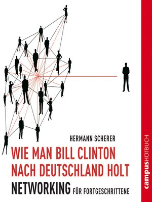 cover image of Wie man Bill Clinton nach Deutschland holt