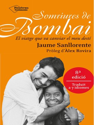cover image of Somriures de Bombai