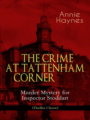 cover image of The Crime at Tattenham Corner – Murder Mystery for Inspector Stoddart