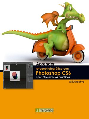 cover image of Aprender retoque fotográfico con Photoshop CS5.1 con 100 ejercicios prácticos