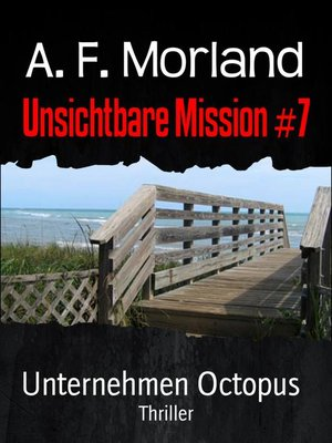 cover image of Unsichtbare Mission #7