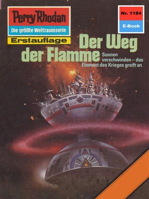 cover image of Perry Rhodan 1184
