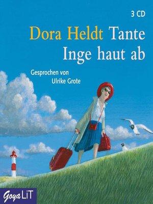 cover image of Tante Inge haut ab