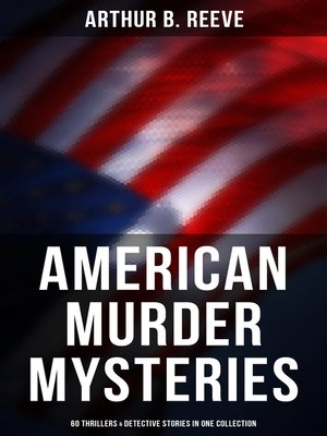 cover image of American Murder Mysteries