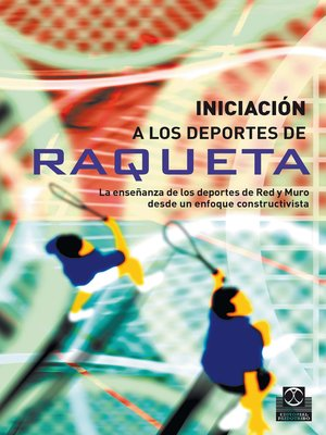 cover image of Iniciación a los deportes de raqueta