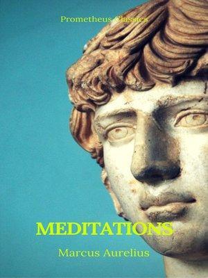 cover image of Meditations (Best Navigation, Active TOC) (Prometheus Classics)