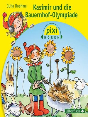 cover image of Kasimir und die Bauernhof-Olympiade