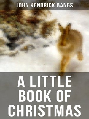cover image of A LITTLE BOOK OF CHRISTMAS