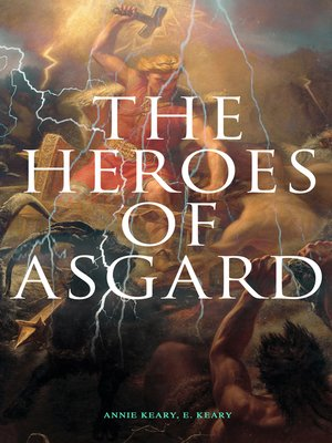 cover image of The Heroes of Asgard