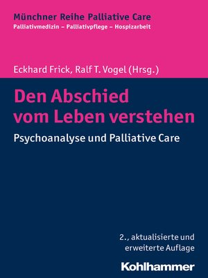 cover image of Den Abschied vom Leben verstehen