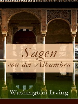 cover image of Sagen von der Alhambra