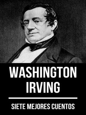 cover image of 7 mejores cuentos de Washington Irving