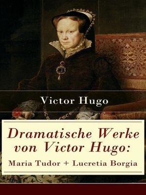 cover image of Dramatische Werke von Victor Hugo
