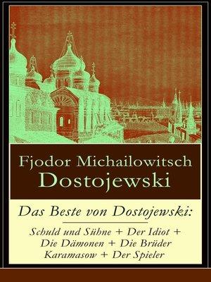 cover image of Das Beste von Dostojewski