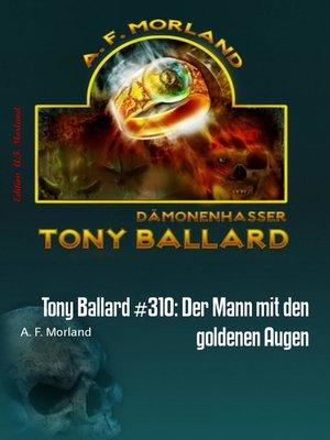 cover image of Tony Ballard #310