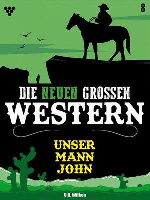 cover image of Die neuen großen Western 8