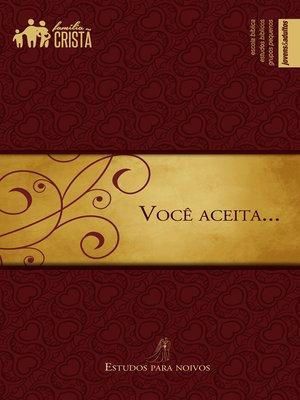 cover image of Você Aceita--Aluno