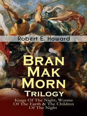 cover image of Bran Mak Morn--Trilogy