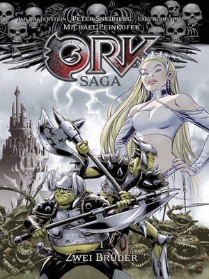 cover image of Ork-Saga 1