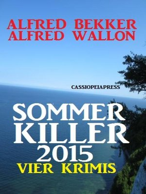 cover image of Sommer Killer 2015