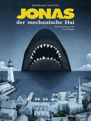 cover image of Jonas, der mechanische Hai