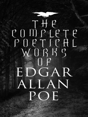 cover image of The Complete Poetical Works of Edgar Allan Poe