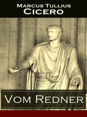 cover image of Vom Redner