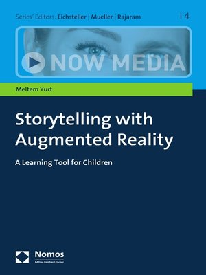 cover image of Storytelling with Augmented Reality