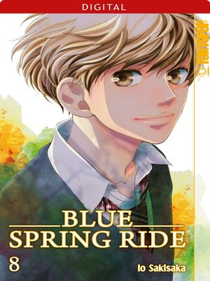 cover image of Blue Spring Ride 08