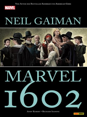 cover image of Marvel 1602