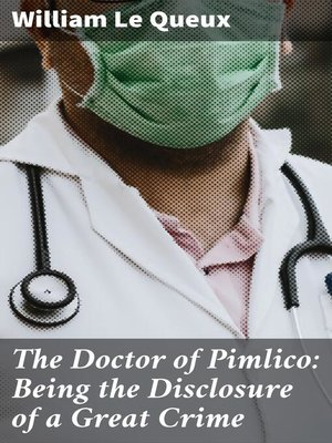 cover image of The Doctor of Pimlico