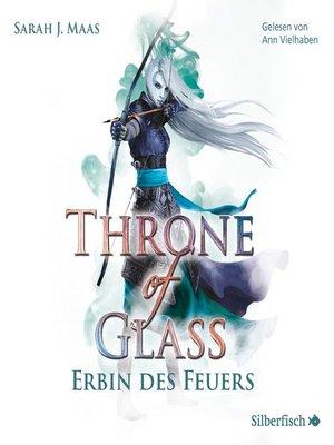 cover image of Erbin des Feuers
