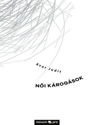 cover image of Nõi Károgások