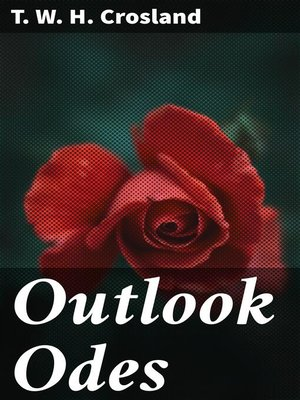 cover image of Outlook Odes