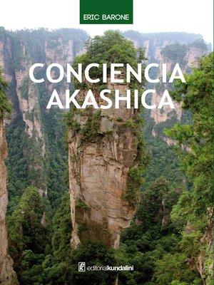 cover image of Conciencia akáshica