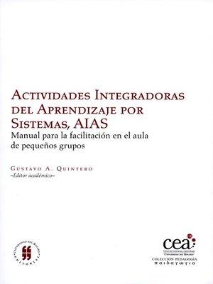 cover image of Actividades Integradoras del Aprendizaje por Sistemas, AIAS