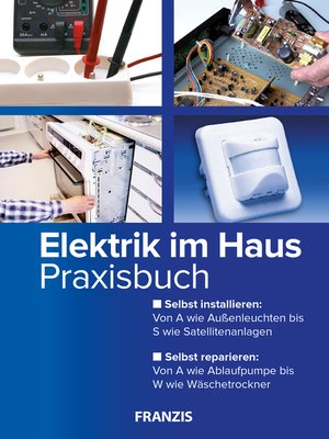 cover image of Elektrik im Haus