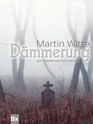 cover image of Dämmerung