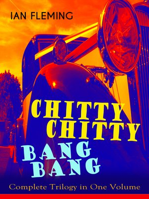 cover image of CHITTY-CHITTY-BANG-BANG
