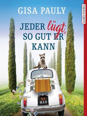 cover image of Jeder lügt, so gut er kann