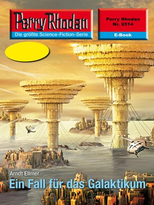 cover image of Perry Rhodan 2514