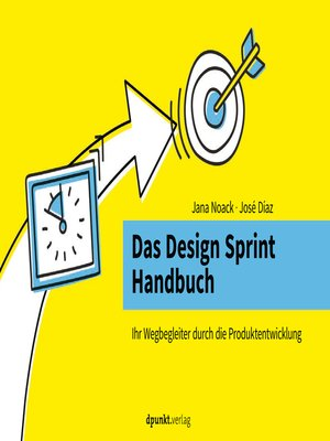 cover image of Das Design Sprint Handbuch