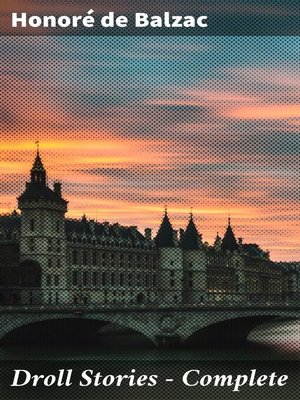 cover image of Droll Stories — Complete