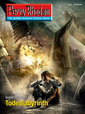 cover image of Perry Rhodan 2694